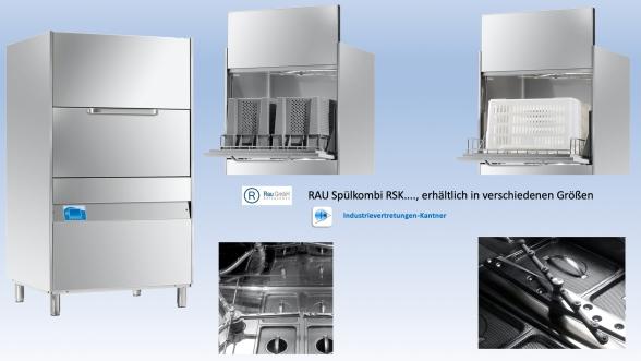 Gewerbespülmaschine, Spülmaschine Gewerbe und Gastro